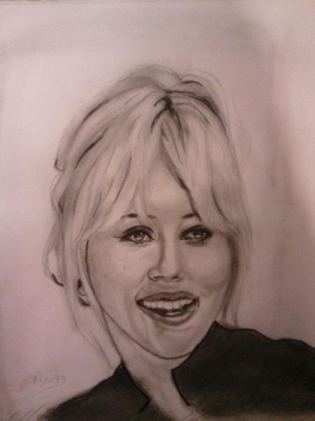 Scarlett Johansson by ayu33